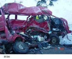 Unfall eines bekannten